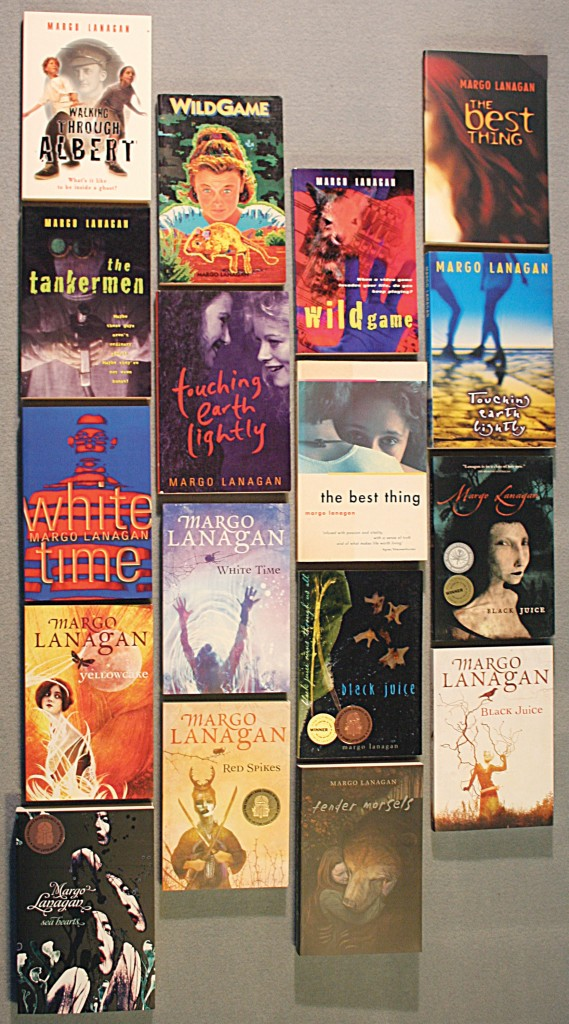 Margo Lanagan's books