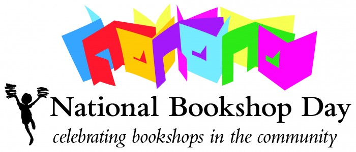 National Bookshop Day Logo