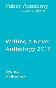 Writing a Novel Anthology