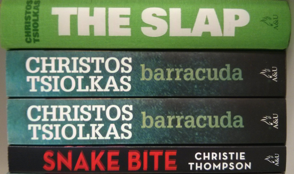 Christie & Christos Books