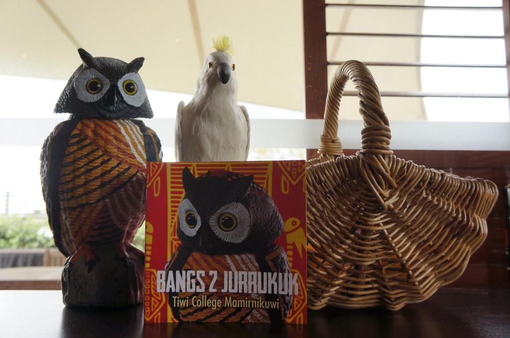 Even Cocky loves Bang's book!