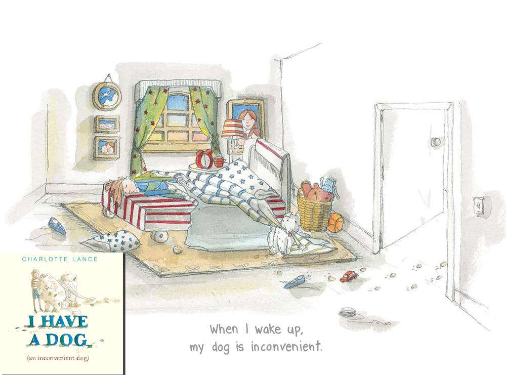 InconvenientDog-Wakeup