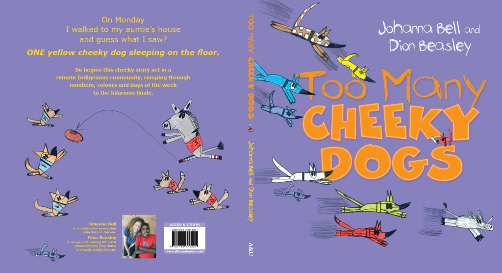Too Many Cheeky Dogs cover