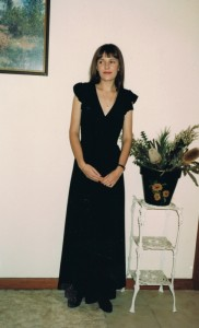 Louise #DressMemory