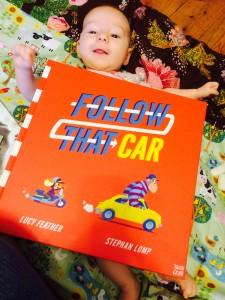 Astrid - Follow That Car