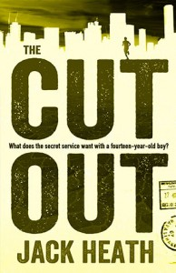 The Cut Out cover