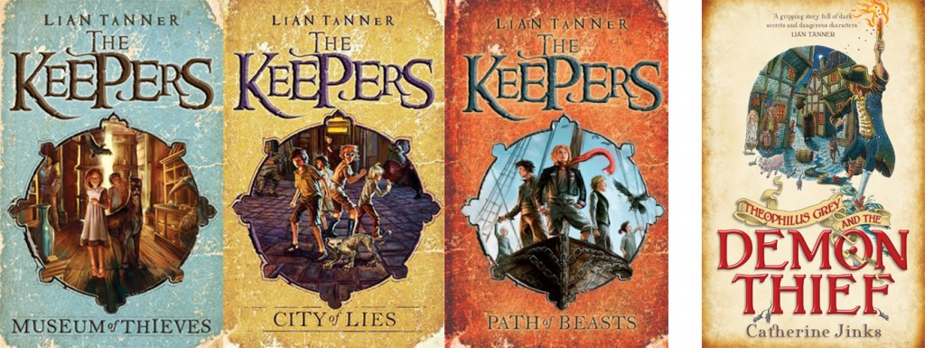 The Keepers series