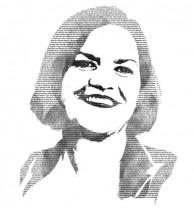 Jane Palfreyman by Sam Bennett