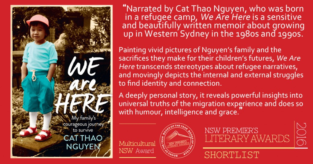 The Multicultural NSW Award: We Are Here by Cat Thao Nguyen