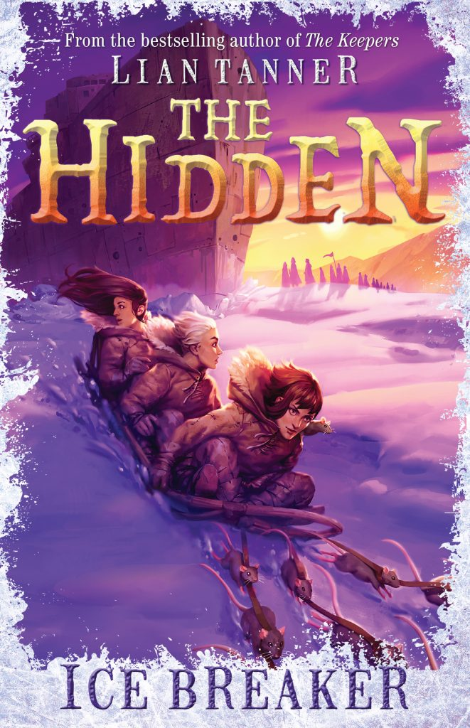 The Hidden Icebreaker_FRONT