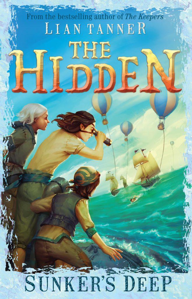 The Hidden_Sunkers Deep_FRONT