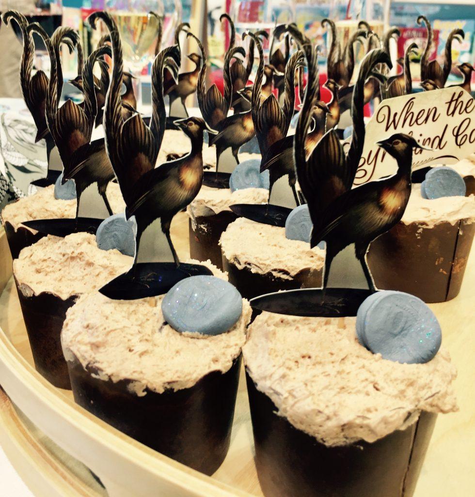 2 - Lyrebird cakes 2