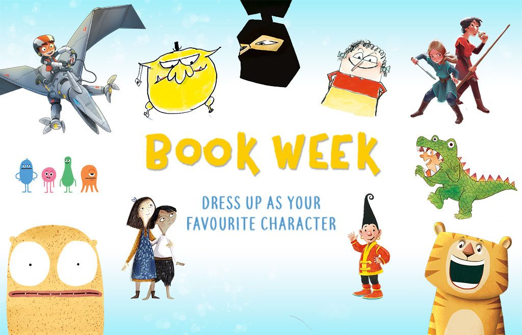 Image result for DRESS UP AS A CHILDREN'S BOOK CHARACTER DAY BANNER